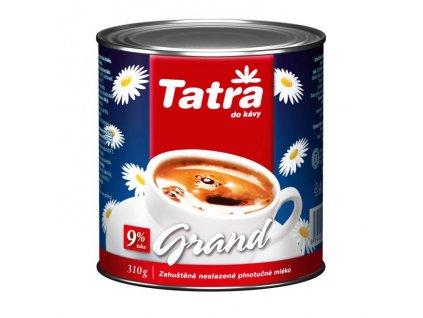 Zahustené mlieko Tatra