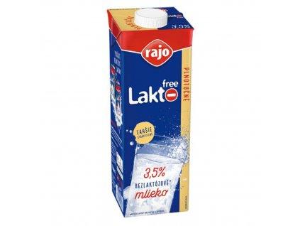 Rajo Mlieko Laktofree UHT 3,5