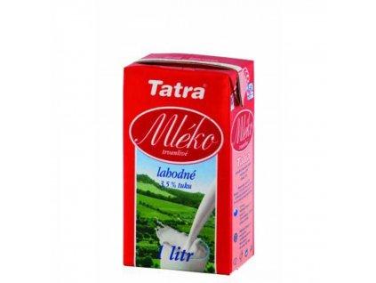 Mlieko Tatra 1l plnotučné 3,5