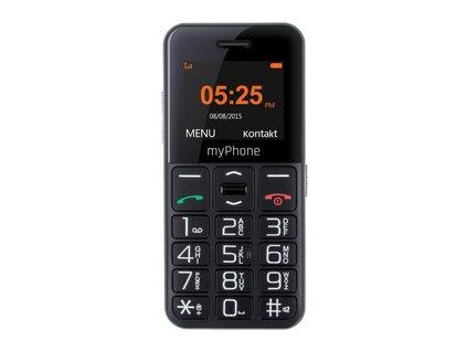 Halo Easy Senior tlačidlový BK myPhone