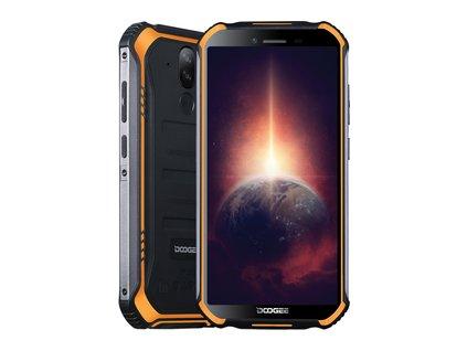S40 PRO 5,45'' 4/64GB Orange DOOGEE