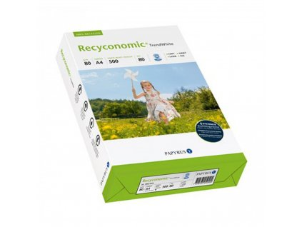 Kopírovací papier A4 80g Recyconomic recykel