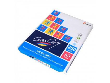 Papier A3 Color Copy 250g 125ks