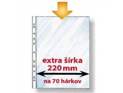 Euroobal maxi economy A4 extra široký 50 mic