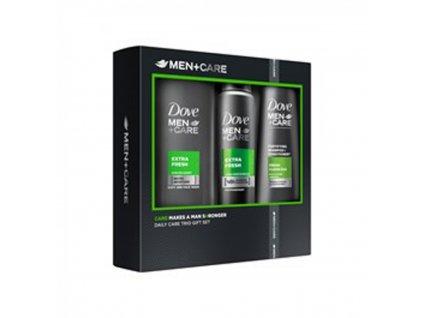 Darčeková kazeta Dove Men Extra Fresh