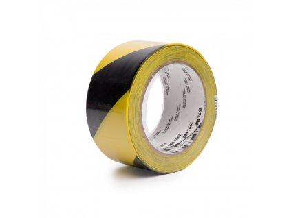 Vyznačovacia páska 3M žlto čierna 50 mm x 33 m