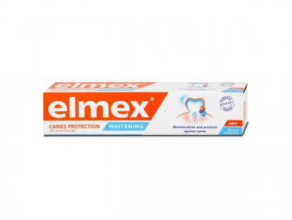 Elmex Caries Protection Whitening zubná pasta 1x75 ml