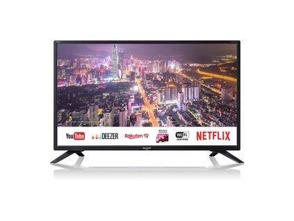 32BC4E SMART TV 200Hz, T2/C/S2 SHARP