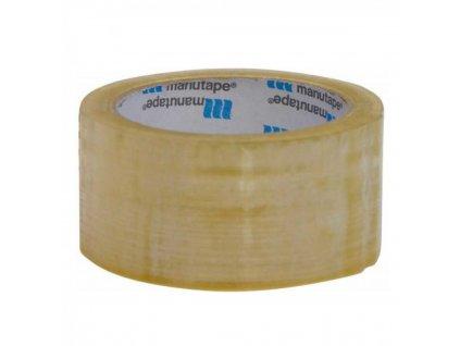 Lepiaca páska 50x60m Manuli transparentná