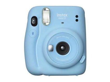 INSTAX MINI 11 SKY BLUE + 10 SHOTS