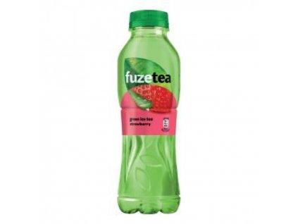 Ľadový čaj FUZE TEA jahoda aloe 500ml PET
