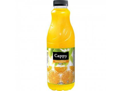 Džús Cappy 1l pomaranč 100%
