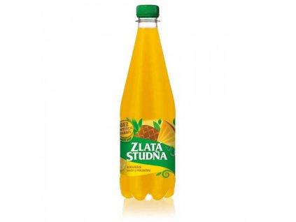 Sirup Zlatá Studňa ananás 0.7L