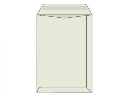 Poštové obálky C4 samolepiace recykl.LETTURA 500ks