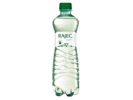 Minerálna voda Rajec jemne sýtená 0,5l