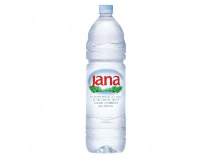 JANA NATURAL 1,5L min. voda