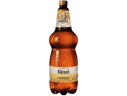 kozel 10 svetly 1,5l pet