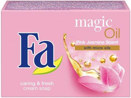 Fa Magic Oil Pink Jasmine mydlo 1x90 g