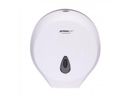 Zásobník toaletného papiera JUMBO Prima soft biely 19 23