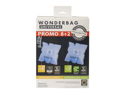 WB4061FA vrecká do vysávača WONDERBAG