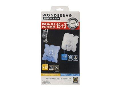 WB4091FA vrecká do vysávača WONDERBAG
