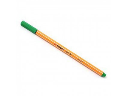 Liner STABILO Point 88 zelený 8836