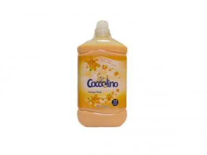Coccolino aviváž orange rush 72 praní 1x1ks