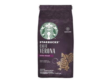 CAFE VERONA mletá káva STARBUCKS