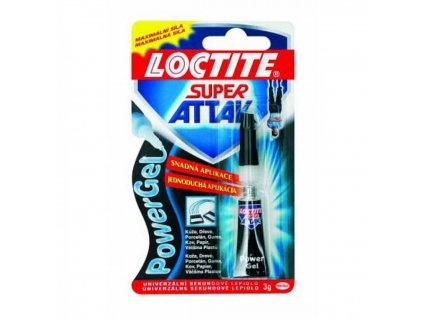Lepidlo Super Attak Gel 3g