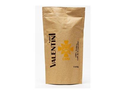 Cara 400g zrnková káva KaffeeValentini