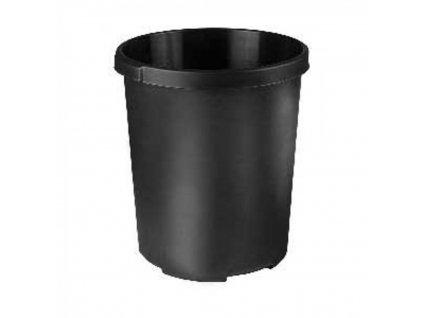 Kôš na separovaný odpad čierny