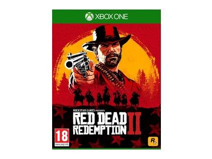 Red Dead Redemption 2 hra XONE