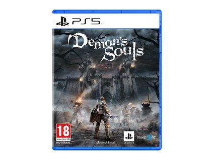 Demons Soul Remake hra PS5