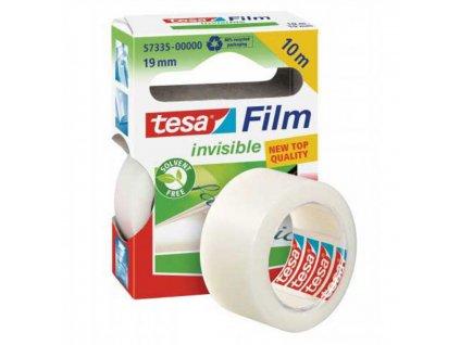 Lepiaca páska TESA INVISIBLE 19mmx10m
