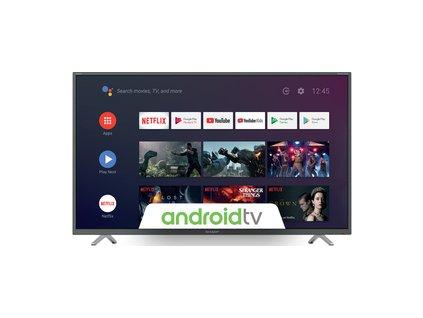 50BL2EA ANDROID SMART UHD 600Hz TV SHARP