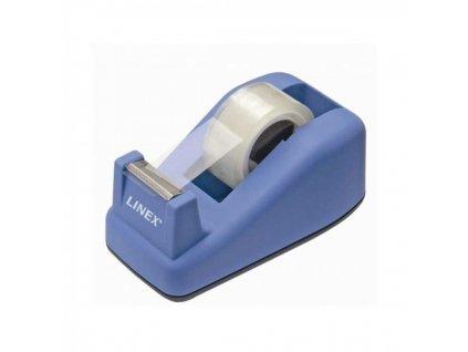 Odvíjač lepiacej pásky, modrý