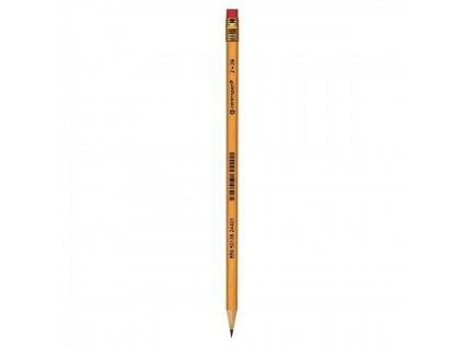 Ceruzka Centropen 9510 č.2 2B grafitová s gumou