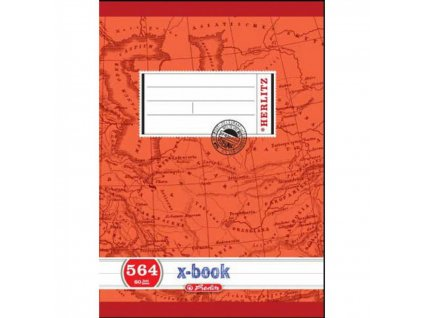 Zošit A5 BK564, linajkový, 60 listov