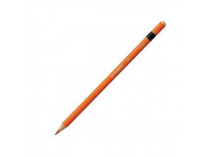 Ceruzka STABILO All na všetky povrchy oranžová 8054