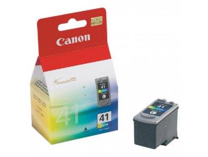 Atramentová náplň Canon CL-41 pre MP 150/170/450/ iP 1200/1600/2200 color (380 str.)