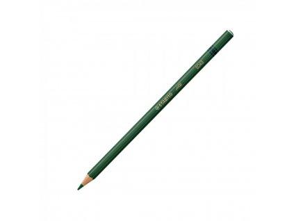 Ceruzka STABILO All na všetky povrchy zelená 8043