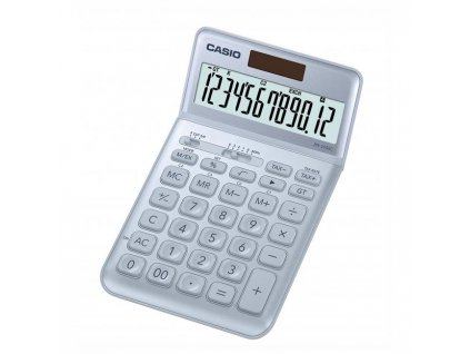 Kalkulačka Casio JW-200SC BU strieborná
