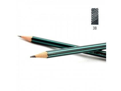 Ceruzka grafitová STABILO Othello 3B