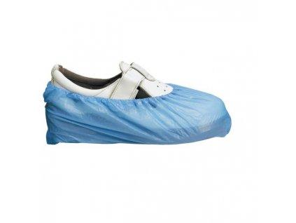 Návlek na obuv RENUK modrý 15x36 cm 100 ks