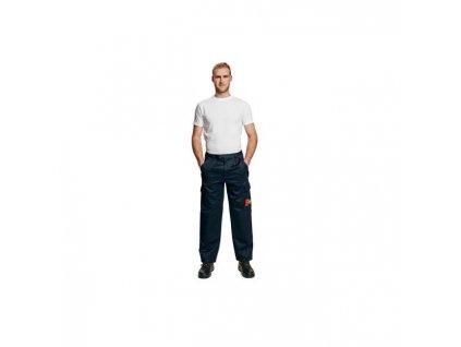 Nohavice do pása COEN FR+AS tmavomodré č.48