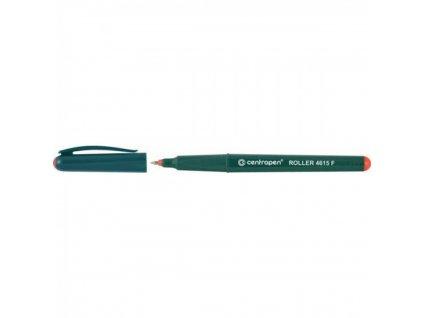 Roller Centropen 4615 červený ERGO LINE 0,3 mm