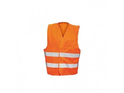 Vesta reflexná FF BRUNO BE-04-003 oranžová