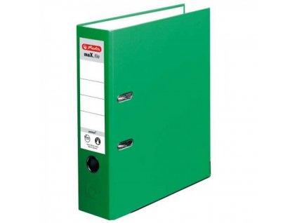 Poradač Herlitz 8cm svetlo zelený