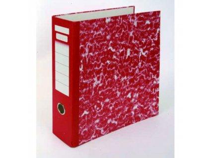 Poradač MRAMOR 8cm Economy červený PMR802