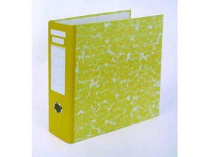 Poradač MRAMOR 8cm Economy žltý PMR805
